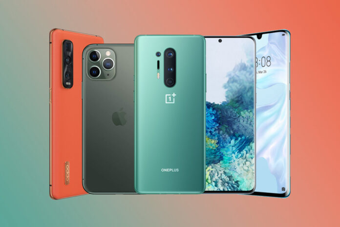 Top 10 Android Smartphones of 2020