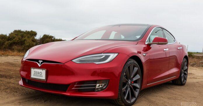 Tesla 2021 Plaid